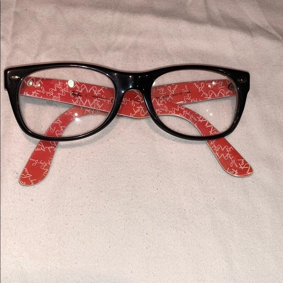 5c87b402b7c Ray-Ban Prescription Unisex Wayfarer Eyeglasses
